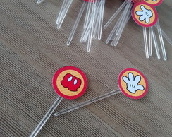 Toppers simples Mickey Mouse