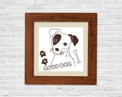 Quadro Good Dog