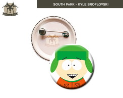 Bottom South Park - Kyle