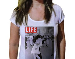 Camiseta Feminina Mundo Fashion 18
