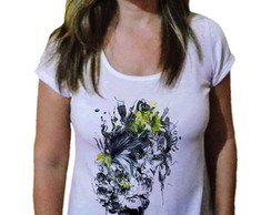 Camiseta Feminina Mundo Fashion 25