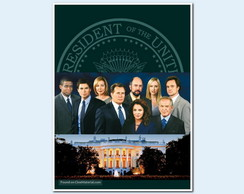 POSTER 30X40 - West Wing