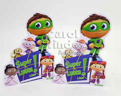 Mini Totens 21cm Super Why