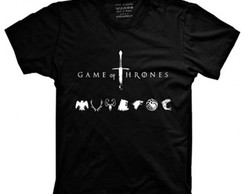 Camiseta Game of Thrones 1