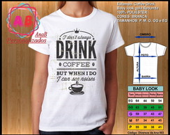Baby look Coffee Drink