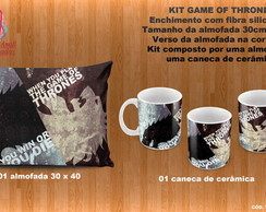 Kit Game of thrones 002