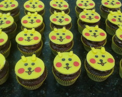 Mini Cup cake Pokemón