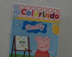 colorir peppa