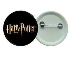 Botton 3,5 - Harry Potter Filme - Bruxo