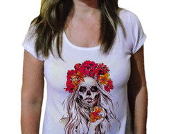 Camiseta Feminina Mundo Fashion 64