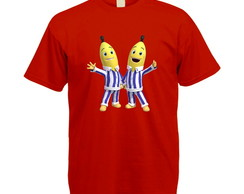 Camiseta Colorida Bananas de Pijamas