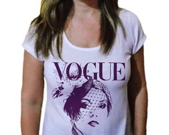 Camiseta Feminina Mundo Fashion 81