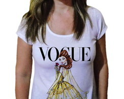Camiseta Feminina Mundo Fashion 83