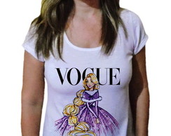 Camiseta Feminina Mundo Fashion 92