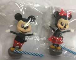Personagem vela Mickey / Minnie