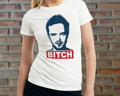 Camiseta Feminina Breaking Bad - Bitch