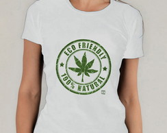 Camiseta Branca Urban - Eco Friendly