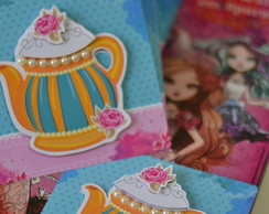 Kit Chá de Boneca - Ever After High
