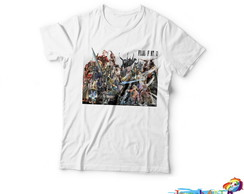 Camiseta Final Fantasy #8