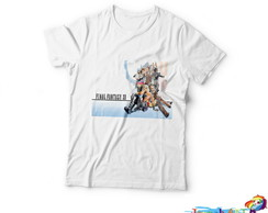 Camiseta Final Fantasy #13