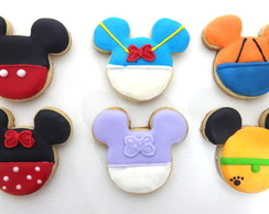 Biscoito Turma do Mickey