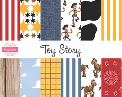 Kit Papel Digital - Toy Story