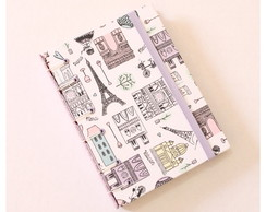 Mini-Caderno 'Paris'