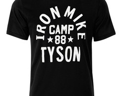 Camisa Mike Tyson Boxing UFC MMA Luta