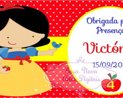 Tag Digital Branca de Neve