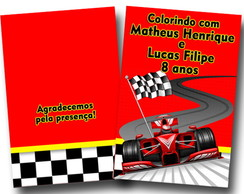 Revista colorir corrida 14x10