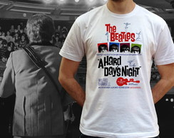 Camiseta The Beatle s: Hard Days Night 2
