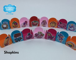 KIT FORMINHAS SHOPKINS - VAREJO