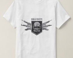 Camiseta Personalizada Call Of Duty
