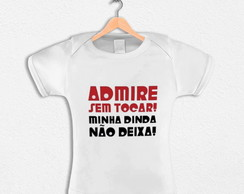Body Infantil Dinda Preferida