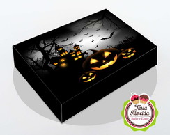 Cx 6 Doces HALLOWEEN - ARTE DIGITAL
