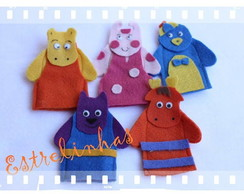 DEDOCHE - BACKYARDIGANS