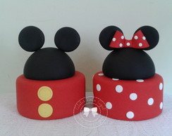 Bolos Mickey e Minnie