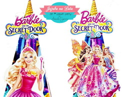 Cone Barbie Portal Secreto