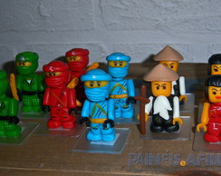 Lego - Personagens NinjaGo