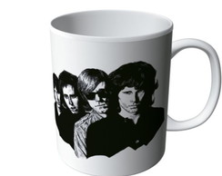 CANECA BANDA THE DOORS MOD 2-8496