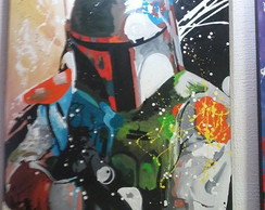 Quadro decorativo Star Wars