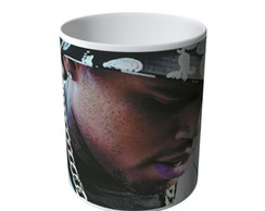 CANECAS CHRIS BROWN