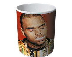 CANECA DO CHRIS BROWN 2-8557