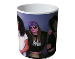 CANECA INTEGRANTES DO GUNS N ROSES-8362