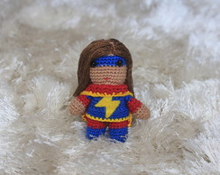 Miss Marvel :: Amigurumi
