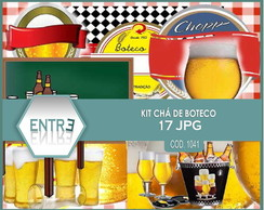 Kit Digital Boteco 1041
