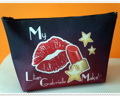 Necessaire My Make Up com Nome