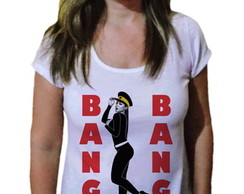 Camiseta Feminina Funk fashion