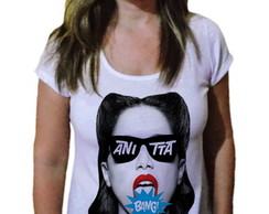 Camiseta Feminina Funk fashion 3