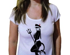 Camiseta Feminina Funk fashion 4